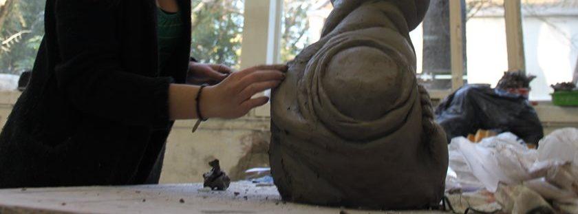 Curso de Escultura y Modelado
