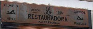 Taller Escuela La Restauradora