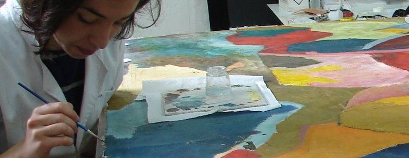 Cursos de Dibujo y Pintura La Restauradora