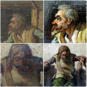 Restauración de Pintura y Tallas