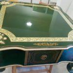 mesa centro lácada Restauración de muebles